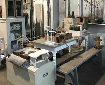 HomeComing Brocante en Sfeer