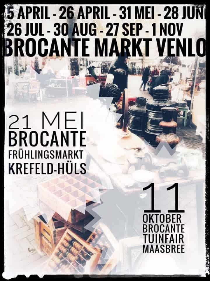 brocanteroute Limburg